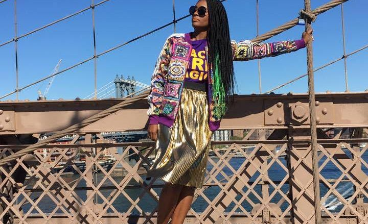 box braids with color hope morgan interview