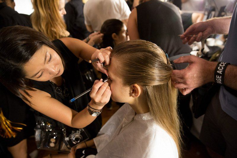how to get glossy hair