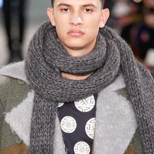10 Cool Men S Runway Hairstyles To Inspire Your New Look