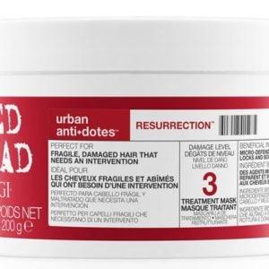 bed head urban anti dotes resurrection hair mask