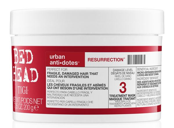 BED HEAD by TIGI RESURRECTION TREATMENT MASK