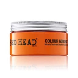 bedhhead by tigi colour goddess miracle treatment hair mask