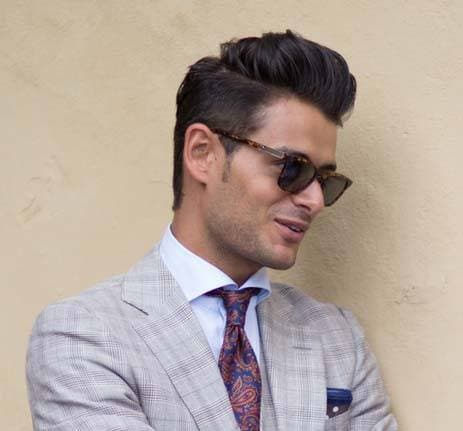 6 Ways to Style A High Fade Haircut