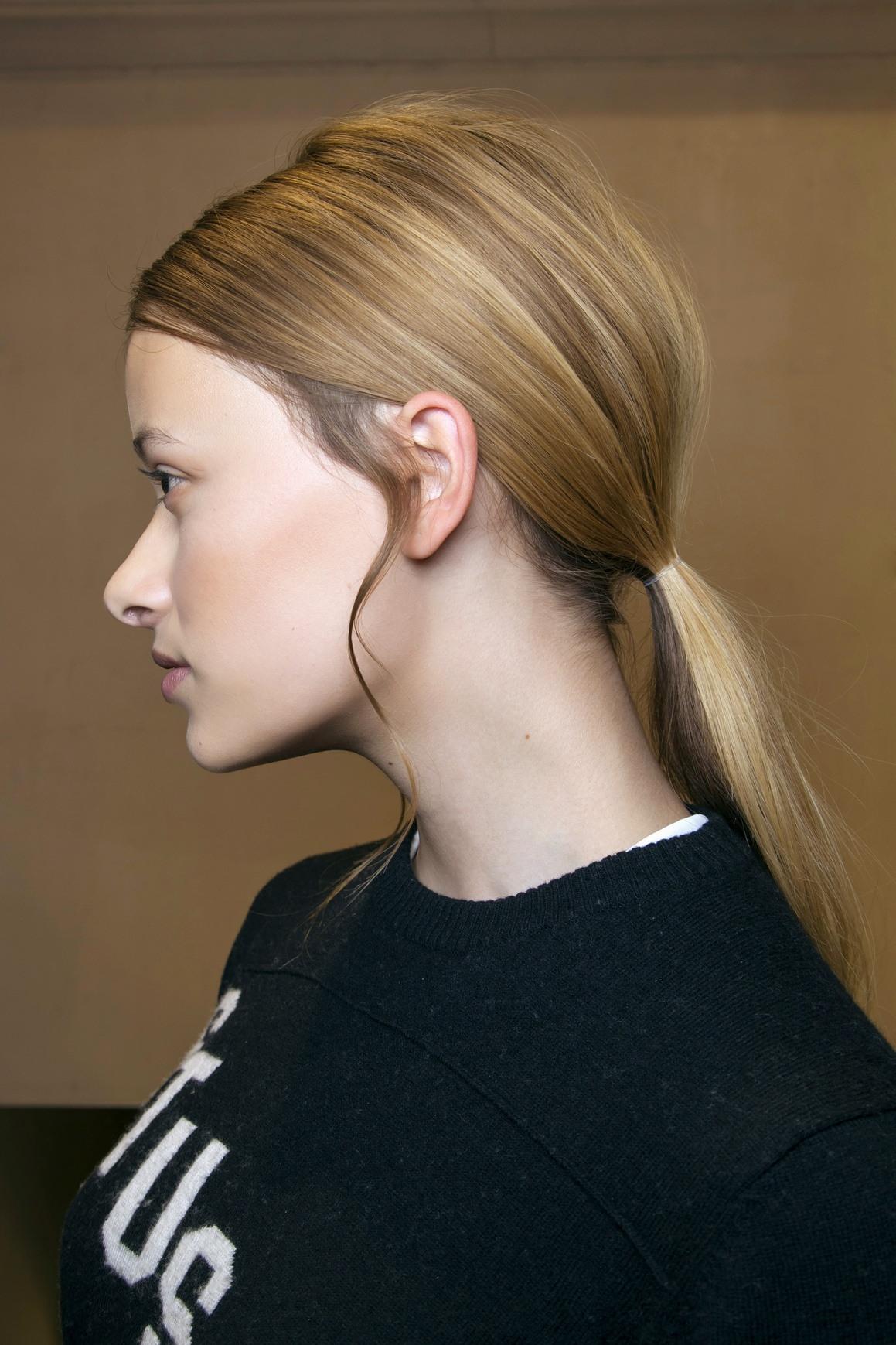 partial hair highlights