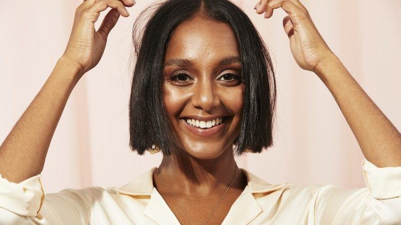 can I flat iron my hair with a leave-in conditioner