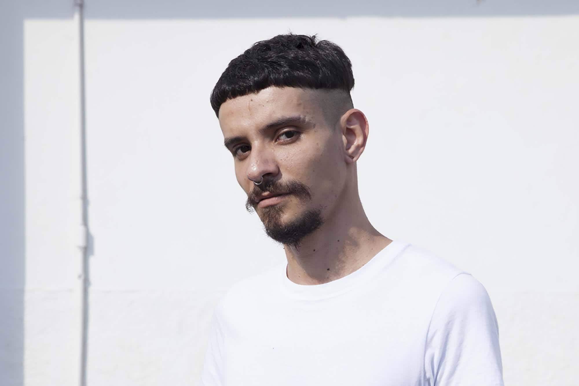 mens new haircut bald undercut