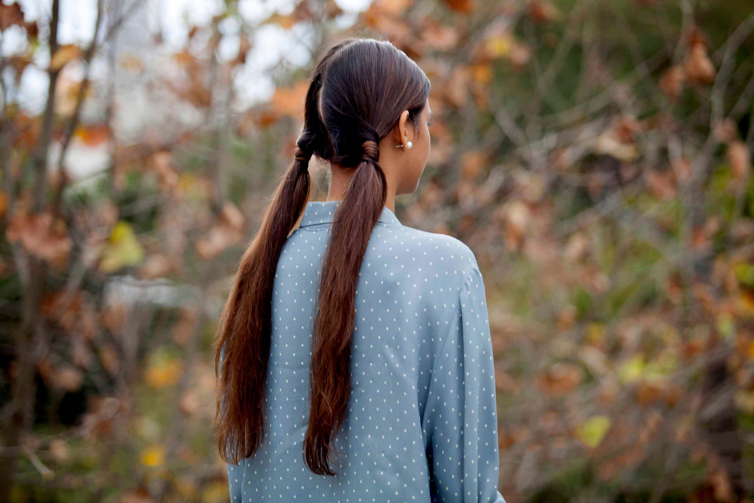 Extra Long Hairstyles Trend 3 Long Ponytails To Try