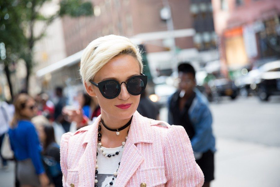 ways to style pixie cuts for straight hair.