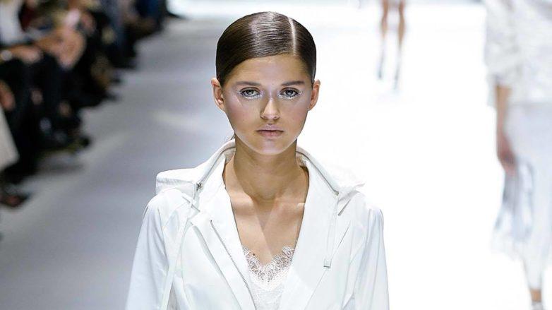use hair wax sleek styles
