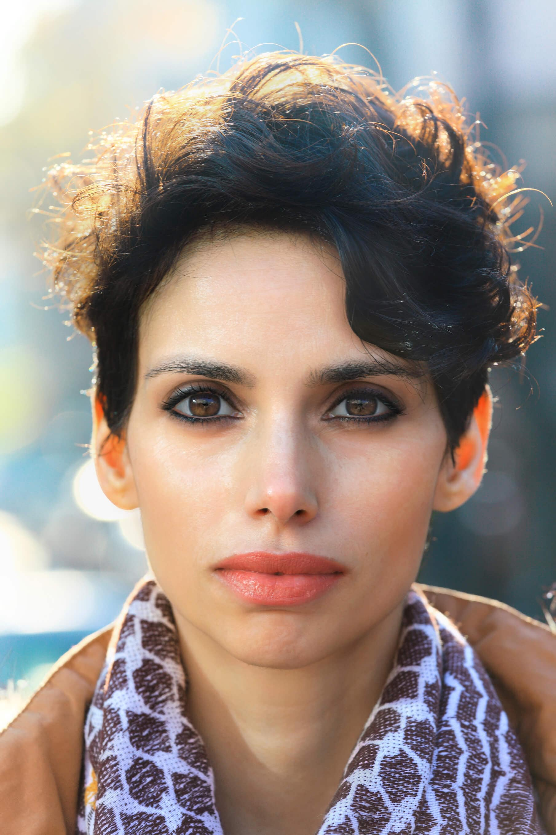 ways to style pixie cuts for wavy hair