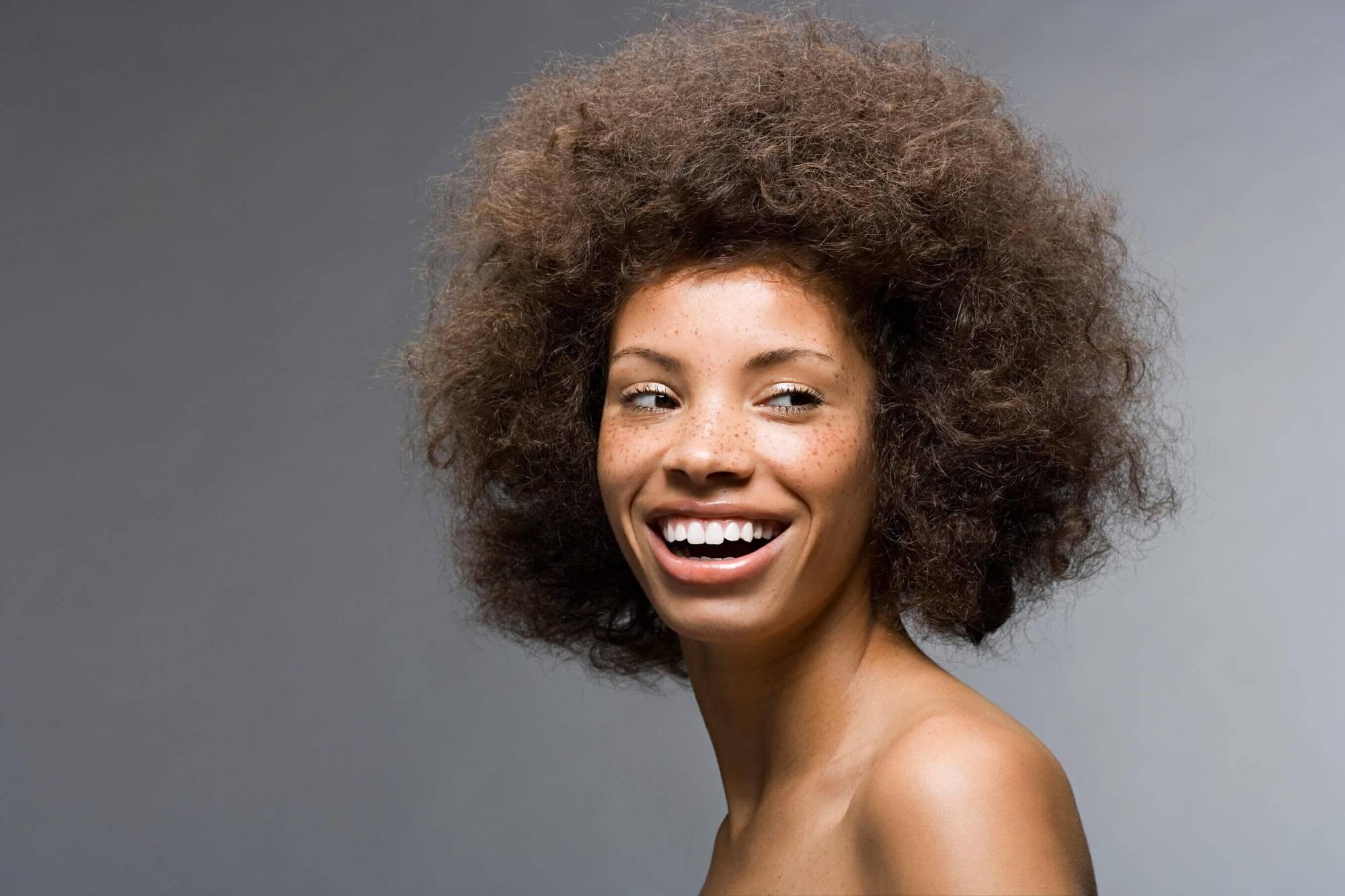 3c hair afro tips