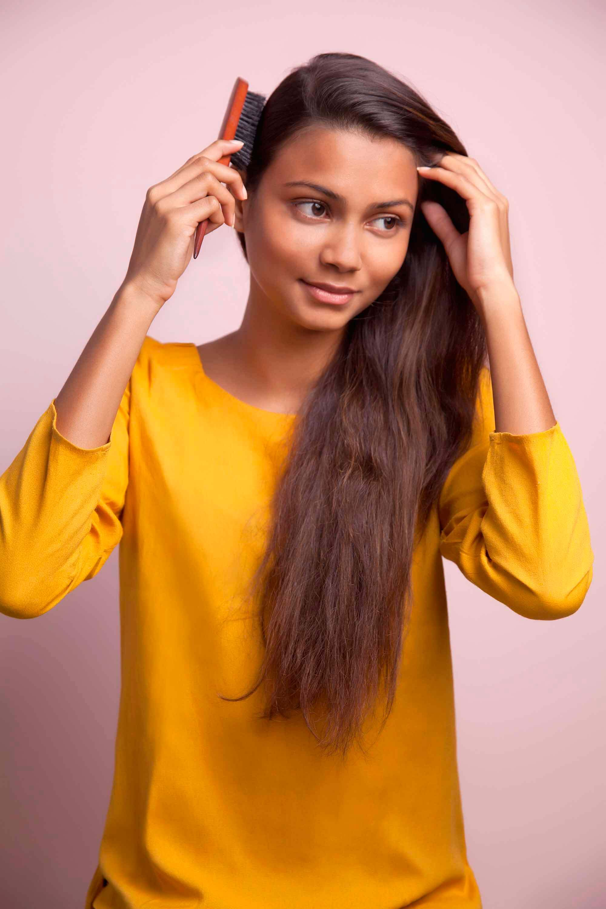 avoid split ends tips and advice