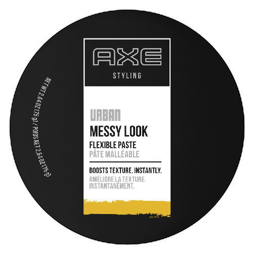 AXE URBAN MESSY LOOK: FLEXIBLE PASTE