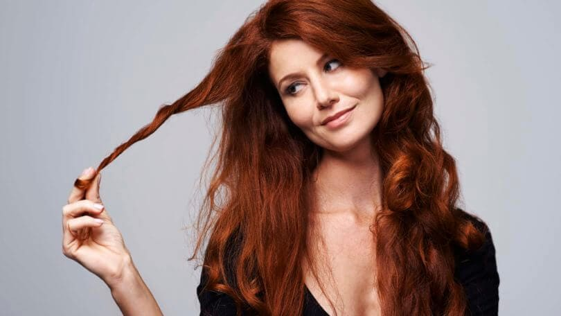 Dark Red Hair Colors To Try Plus 5 New Ways To Wear The Shade