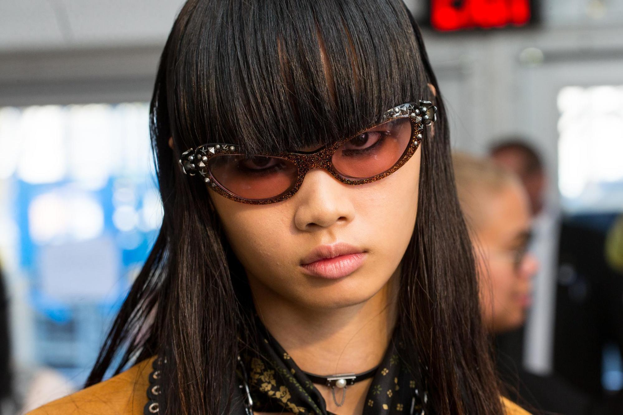 Bangs are one the biggest new hair trends of 2017