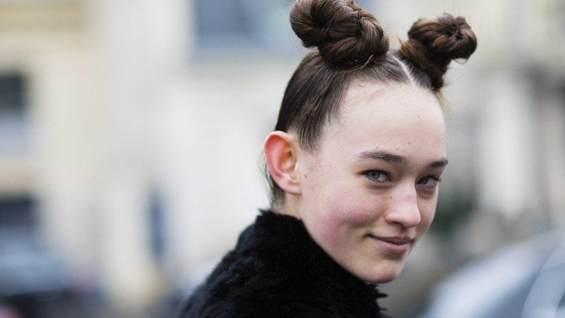 how to get wavy hair overnight with buns