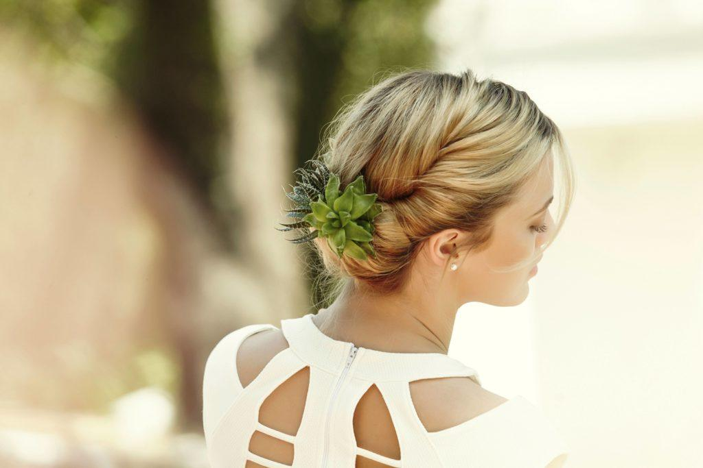updo hairstyles for work the croissant bun