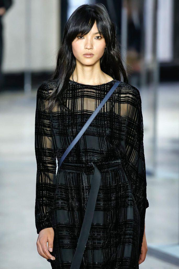 asian hair color ideas soft black bangs