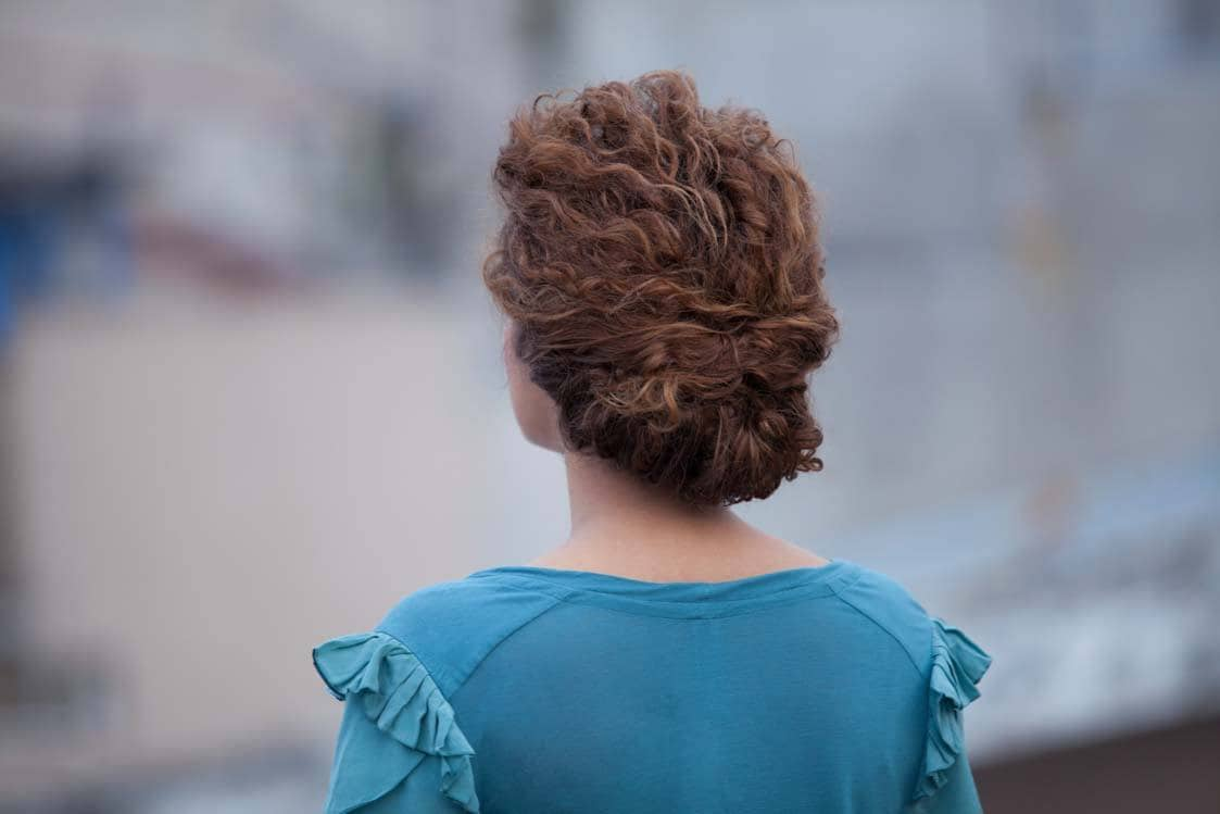beautiful heatless hairstyles updo