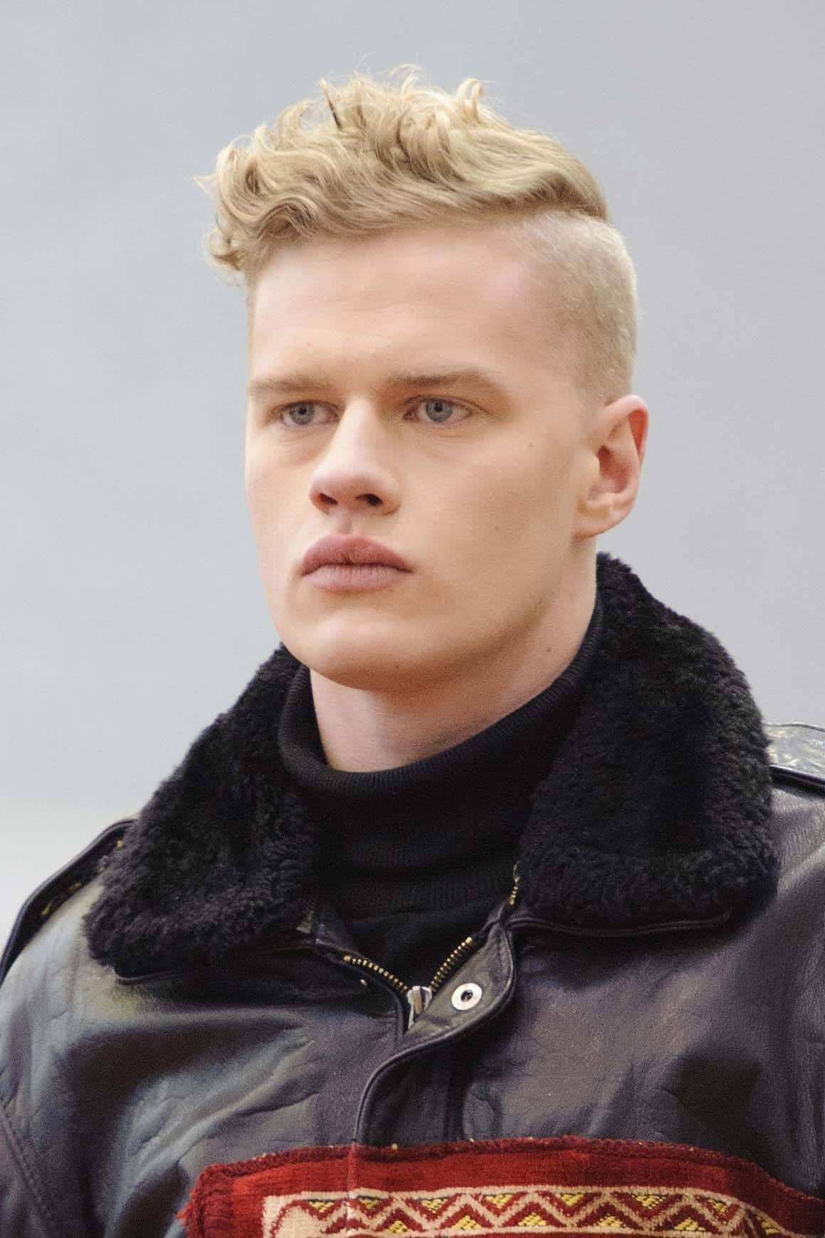 How To Style Fade Haircuts Includes Wearing Your Undercut Curly.
