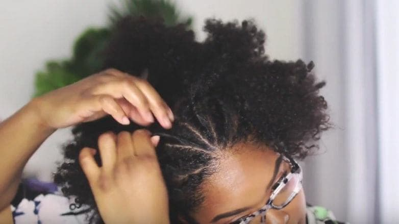 natural curly hair tutorial: twist your hair