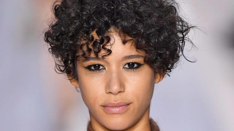 curly popular short haircuts