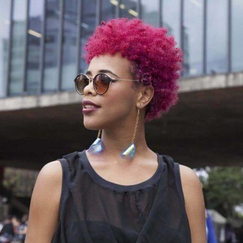 Punk Short Hairstyles Trendling Looks For Women In 2020
