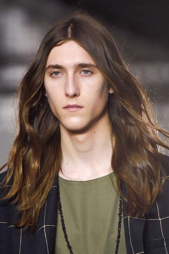 Recap of 2016 Long Hairstyles for Men