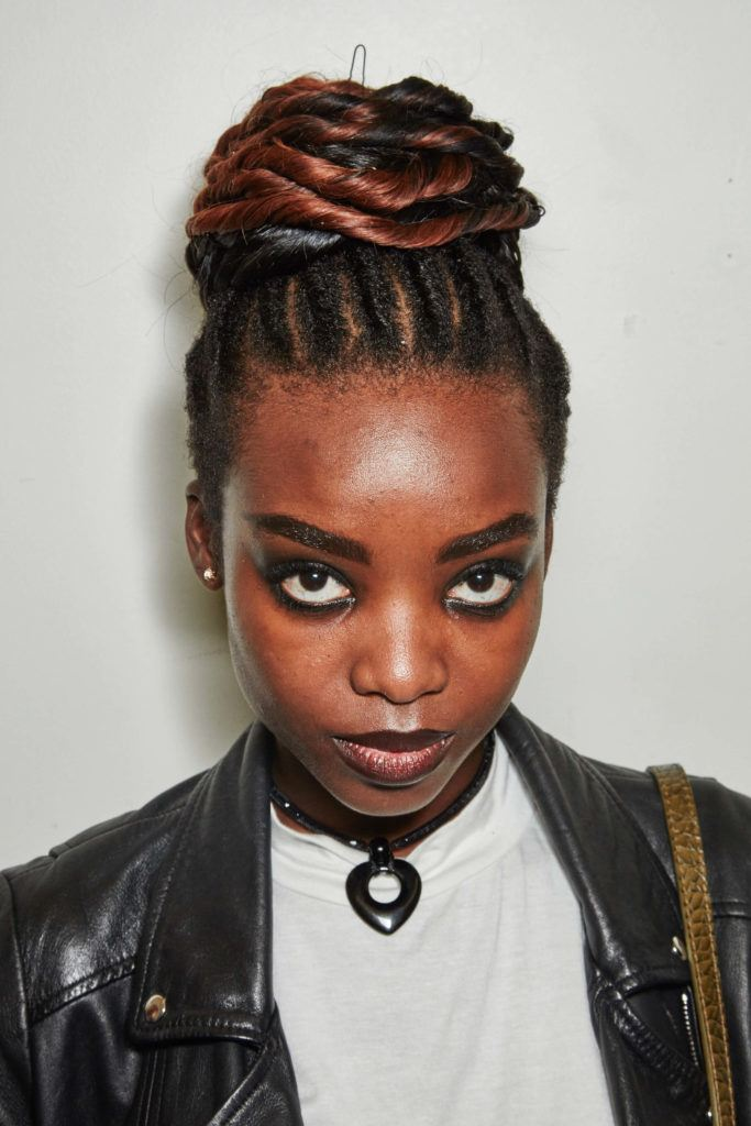 6 Black Braided Hairstyles Perfect For Natural Textured