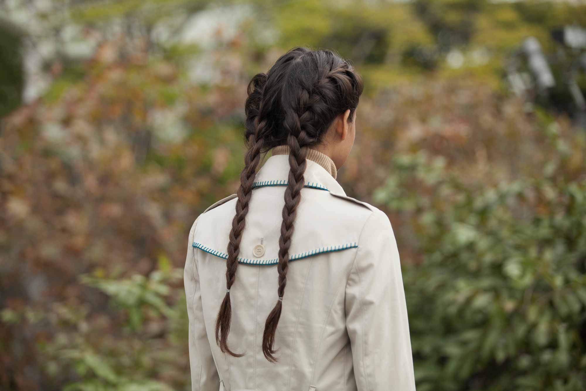 braid styles Braided Pigtails