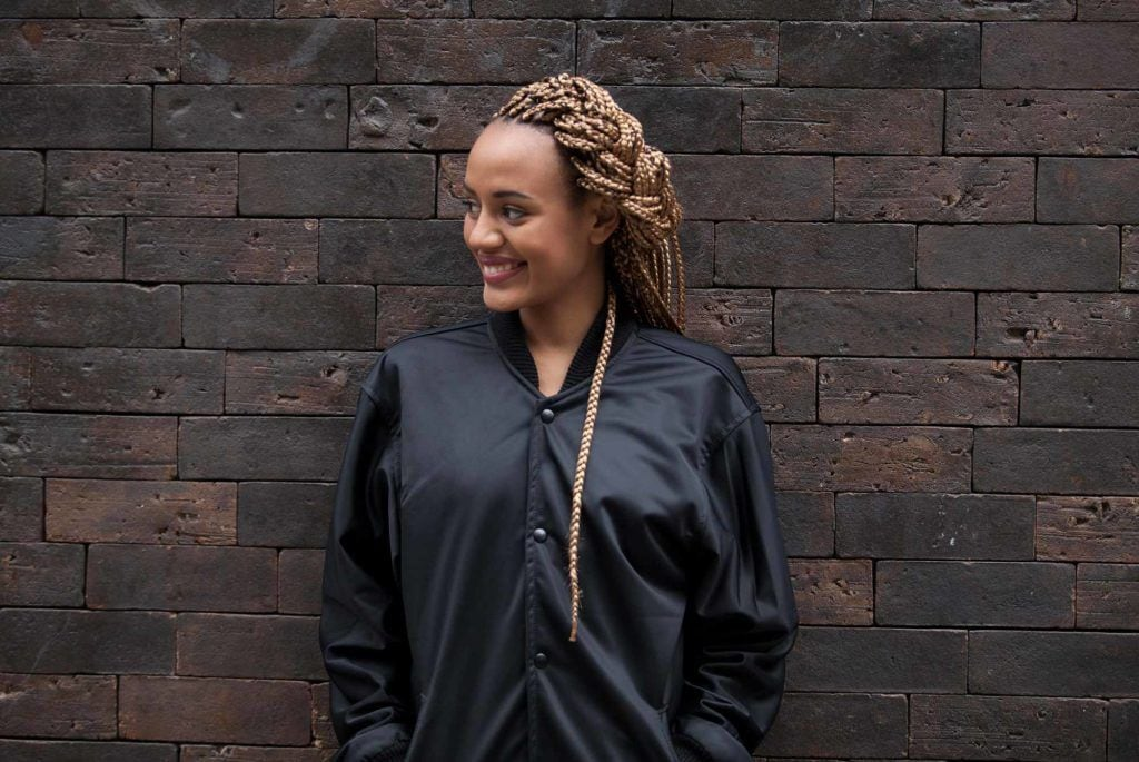 braid styles: knotted crown