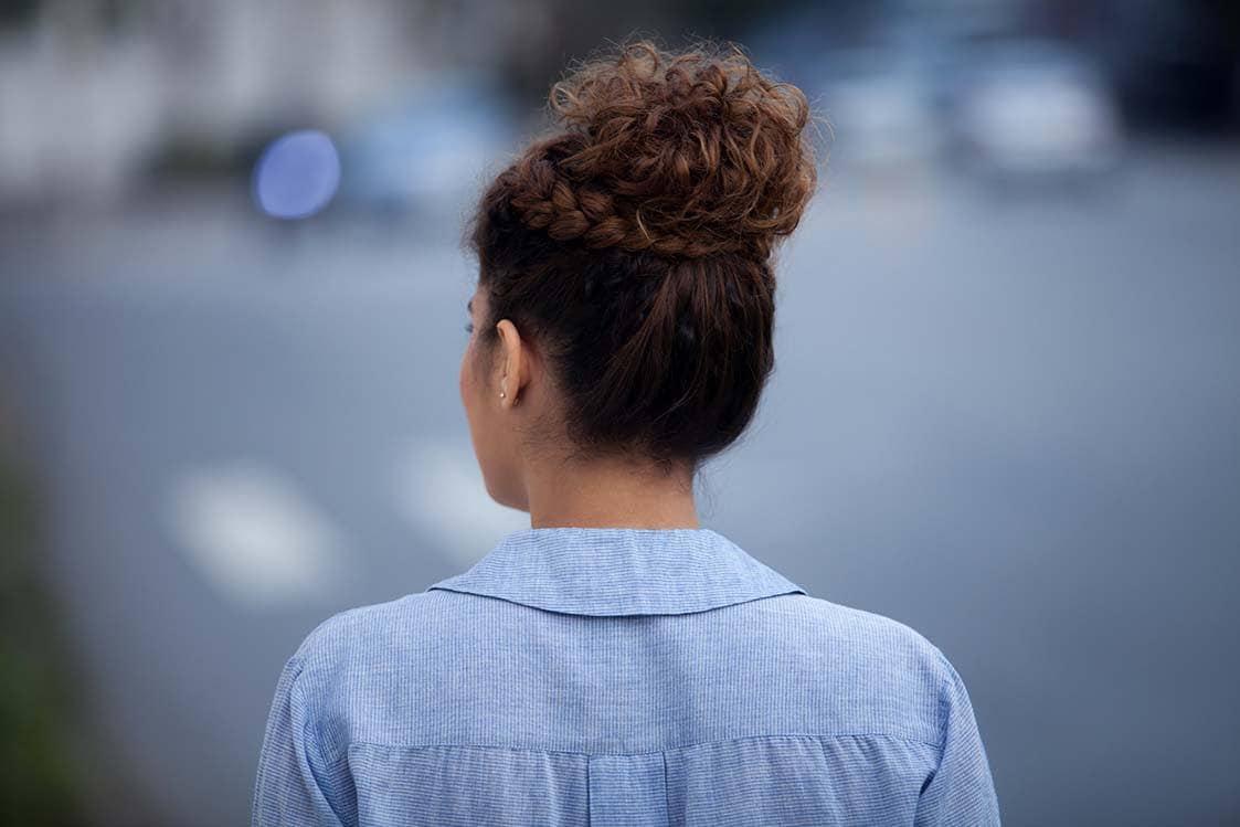 hair braiding ideas the modern messy