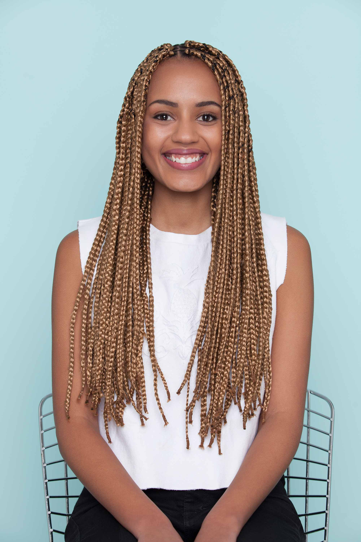 best braid hairstyles box braids
