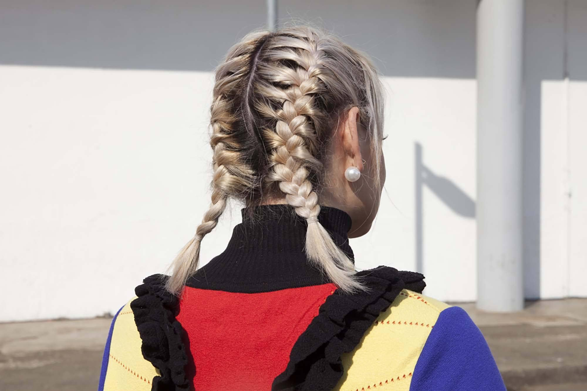 pretty braids dutch braids