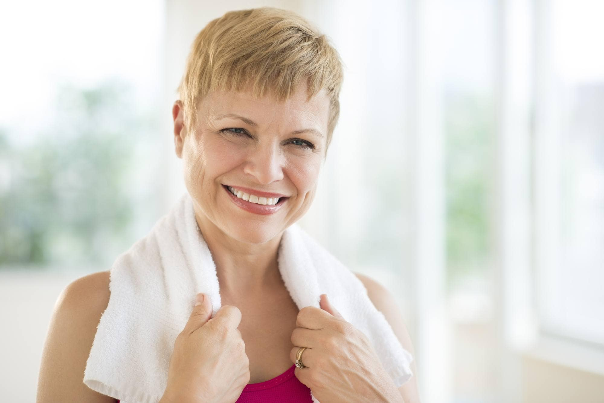 8 Pretty Short Hairstyles for Women Over 50 in 2019