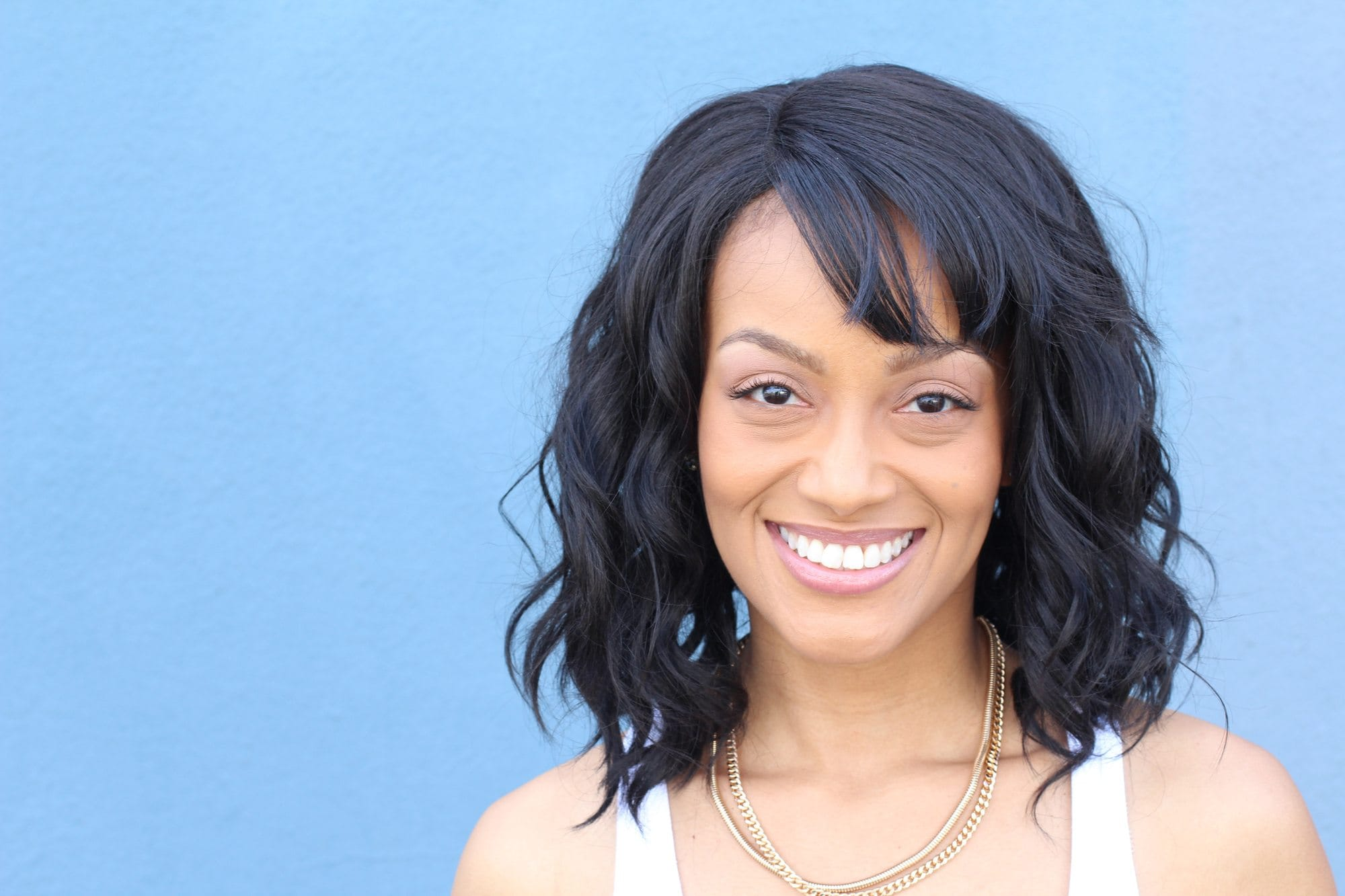 wavy short weave hairstyles