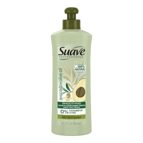 Suave Professionals Avocado + Olive Oil Smoothing Leave-in Conditioning Cream