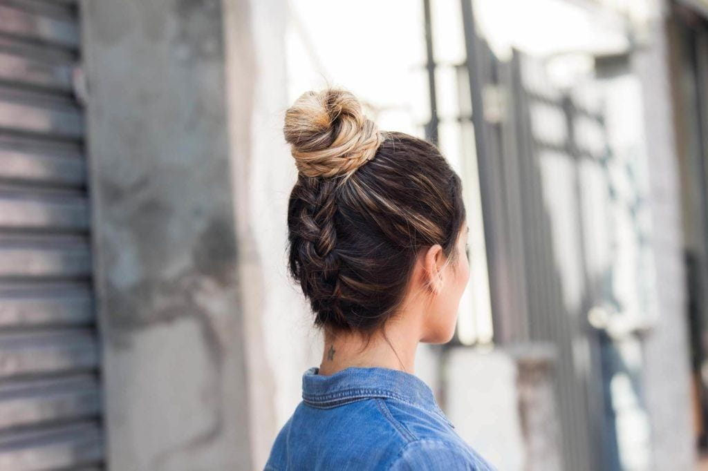 Braided Updo 12 Trendy Hairstyles To Try For Work