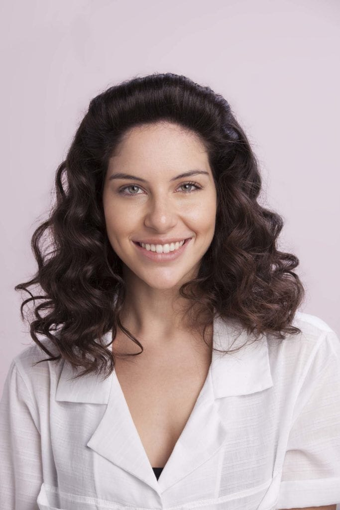 how to create 50s hairstyles hair tutorial