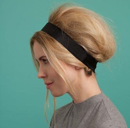 how to create 60s hairstyles with a headband