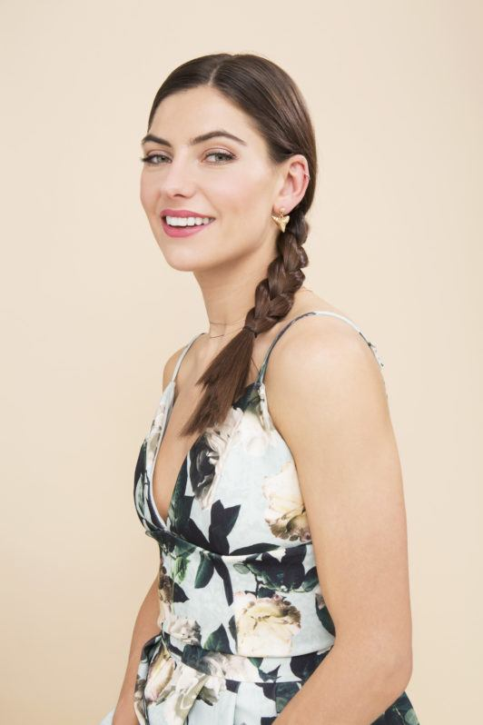 how to do a simple braid final