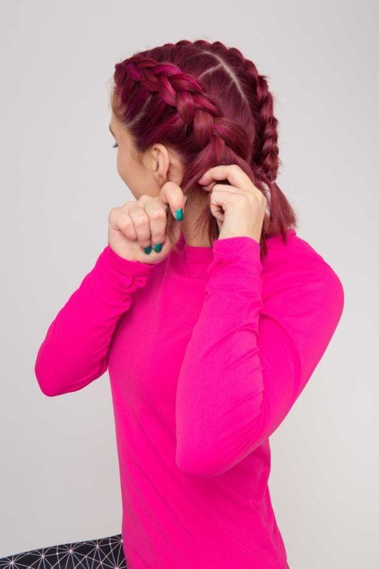 Mastering Double Dutch Braids in 9 Easy Steps | All Things