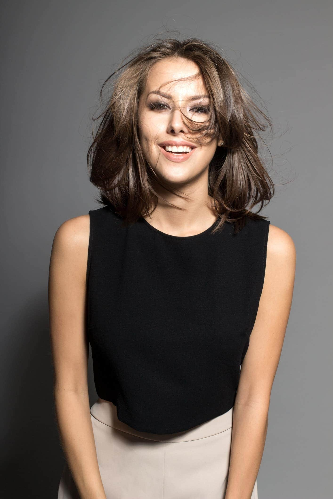 Long Bob Hairstyles volume lob