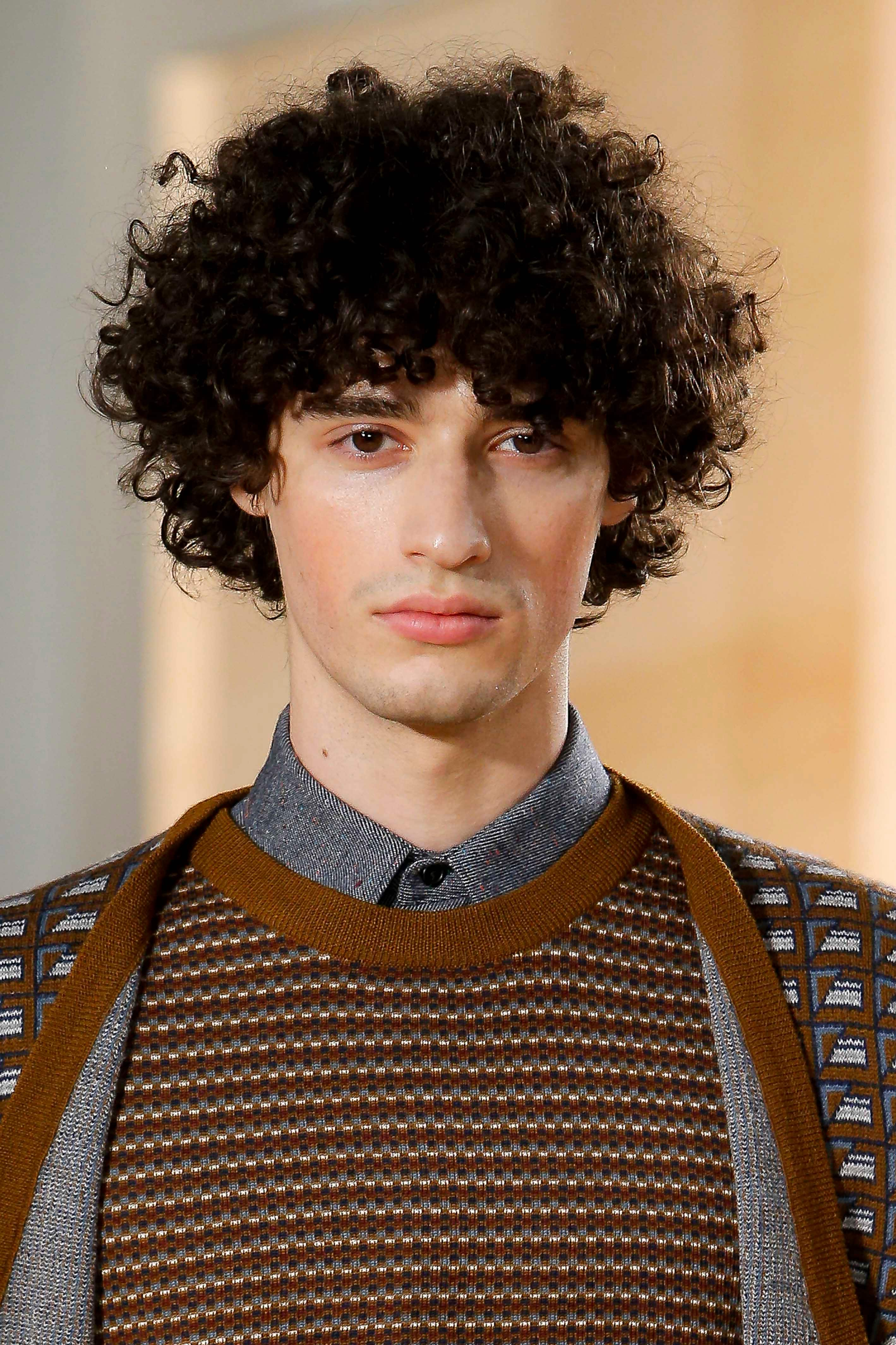 How to Style Men's Curly Hair: 10 Cool and Easy Looks