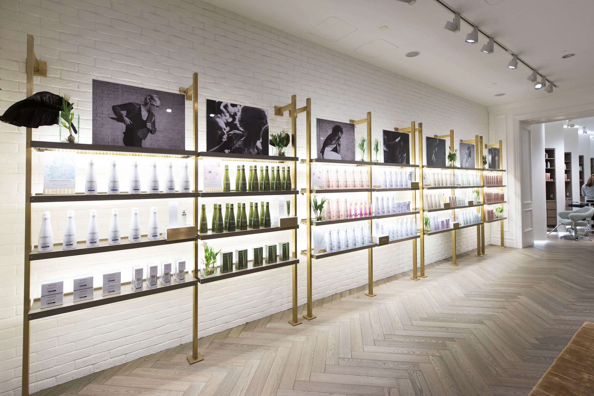 tribeca salon in NYC: products