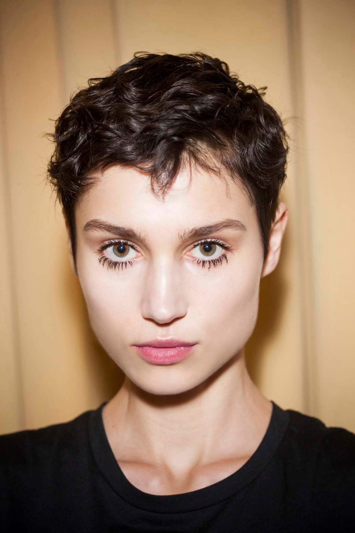 short choppy hairstyles with a pixie