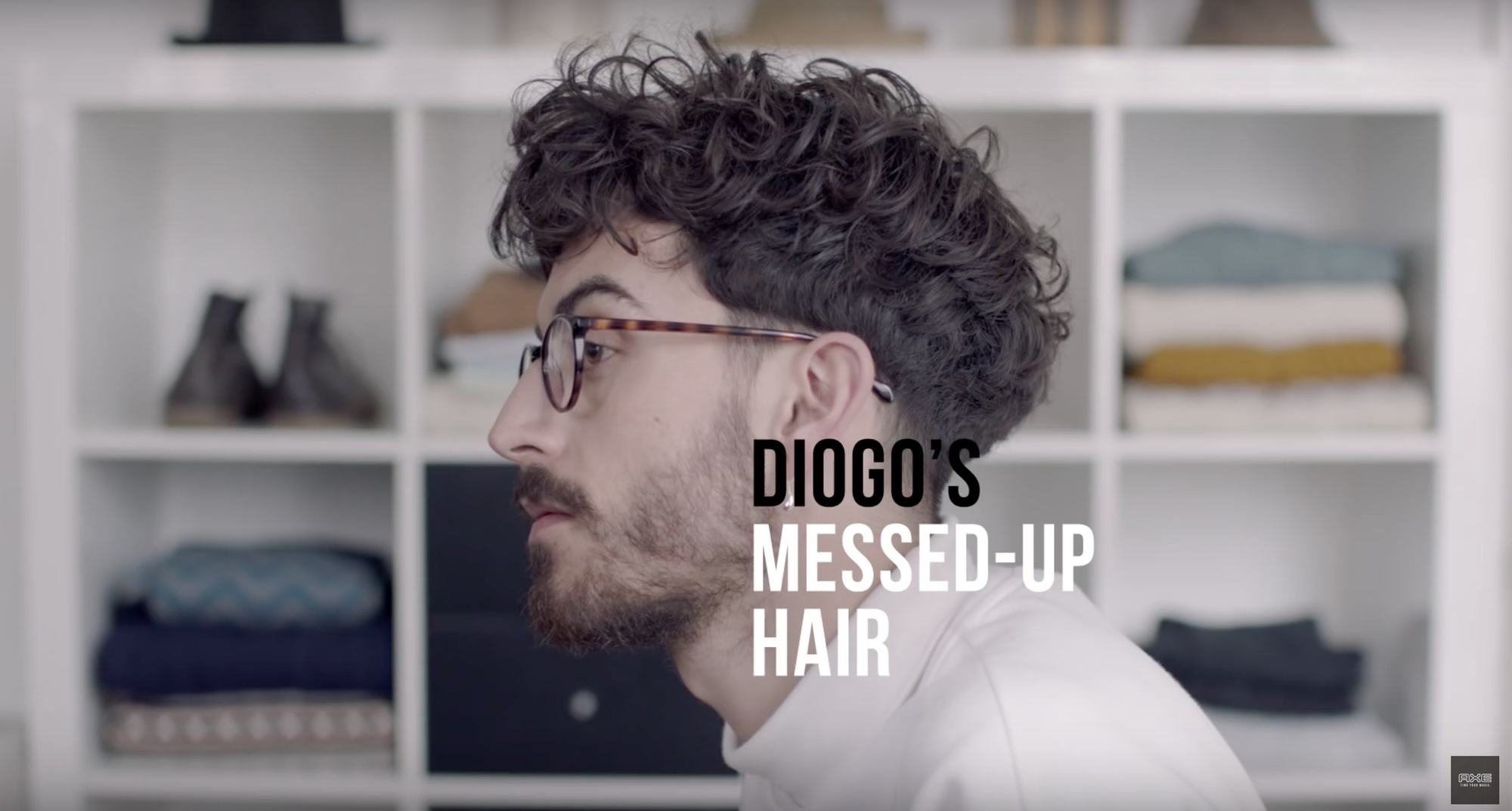 Short Messy Hairstyle Tutorial For Men All Things Hair Us