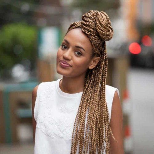 56 Stunning Hairstyles for Natural Hair   Natural Hairstyles ...