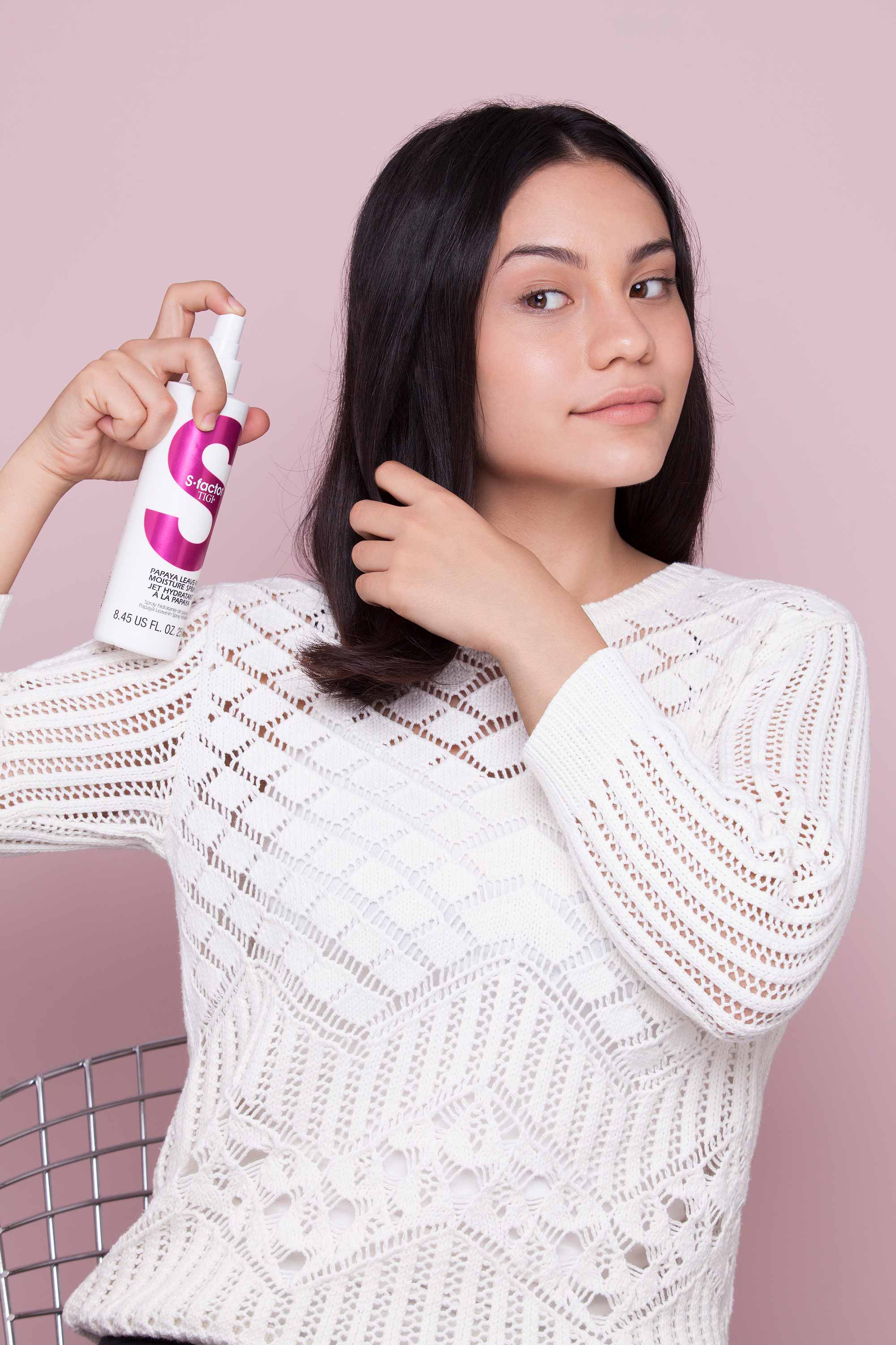 best conditioner for fine hair spray