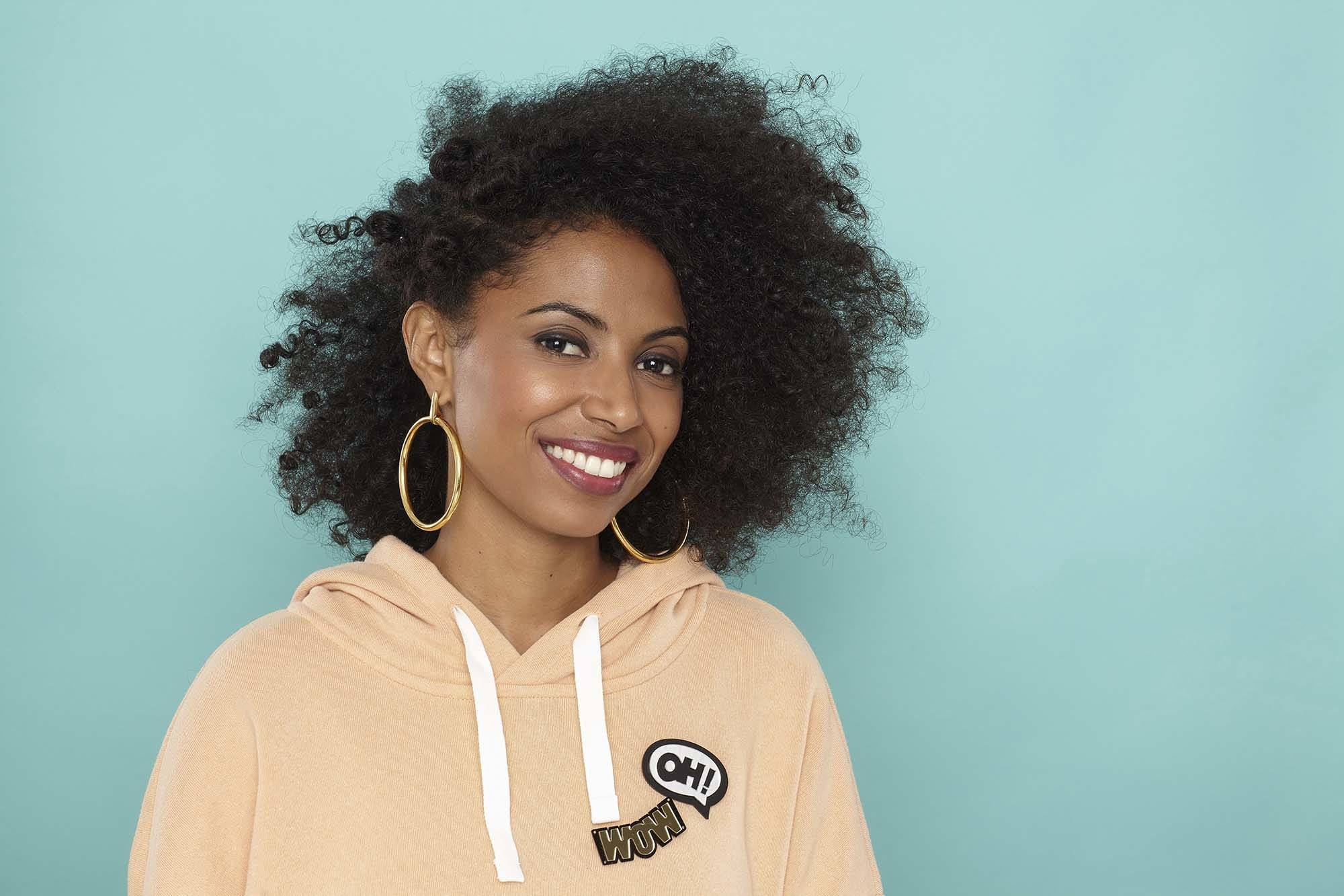 best products for dry hair curly afro